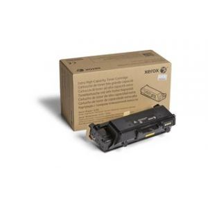 Toner Xerox 106R03624 Black - 15000 pages