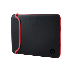 "HP 15.6"" SLEEVE FOR NOTEBOOK Black,Red"