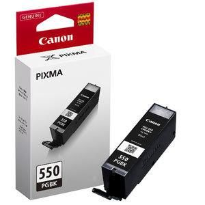 Ink Canon No 550 PGI-550 Black Ink - 15ml
