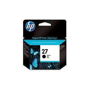 Ink HP No 27 Black 10ml