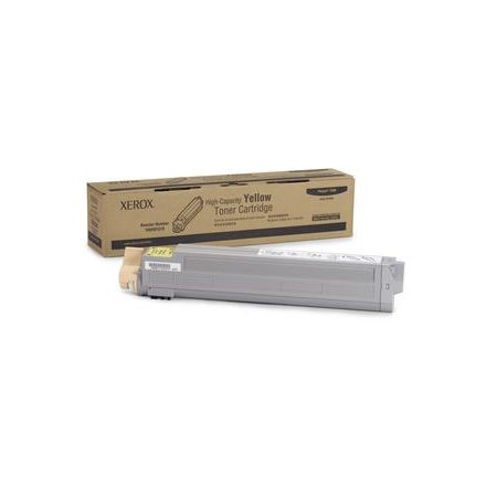 Toner Laser Tektronix 106R01079 Yellow 18K Pgs
